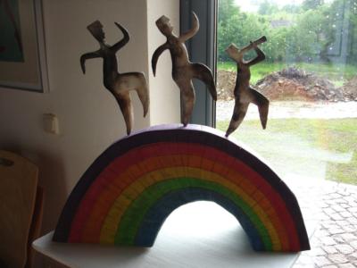 Regenbogentanz 2008