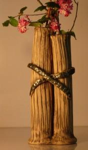 Paarvase als Hochzeitsgeschenk oder zum Valentinstag, auch in verschiedenen Größen